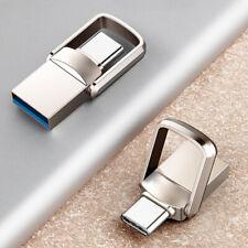 USB 3.1 und Typ C OTG-Flash-Laufwerk Memory Stick U Disk 32 GB Langlebig