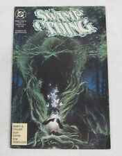 Swamp Thing #121 July 1992 By Dc Comics Fine / Very Fine (7.0)