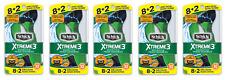 Schick Xtreme 3 Sensitive Disposable Razor, 50 Count (Unboxed)