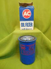 NOS AC PF 11 Oil Filter GM 5578052 Chevy II Nova 62 63 64 65 66 67