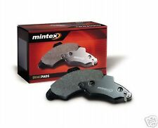 """VOLVO S40 FRONT MINTEX BRAKE PADS 2004 ONWARDS 17"""" WHEELS ONLY"""