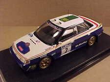 HPI  #8270 1/43 Subaru Legacy, 1991 Manx Rally, BP, #2, Chatriot & Penn