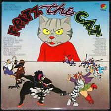 FRITZ THE CAT VINYL SOUNDTRK Tjader DIDDLEY Billie Holl
