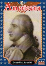 Benedict Arnold -- Historic Americana Military Trading Card -- NOT Postcard