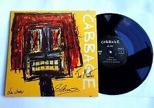 "CABBAGE - LE CHOU - VERY RARE * FULLY SIGNED * 10"" VINYL - PRR6"