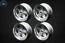 4x Leichtmetallfelge Penta Style 8x16 ET11 für Mercedes SL107 W108 W116 W123 NEU