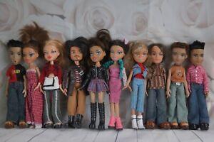 Vintage Bratz Doll Bundle