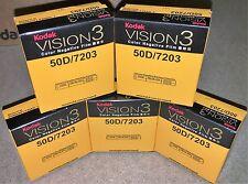 5 ROTOLI KODAK V3 SUPER 8mm a colori negativa Pellicola so D 7203 RIVENDITORE UFFICIALE