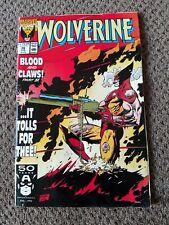 Wolverine - #36 -  (1991) Marvel Comics