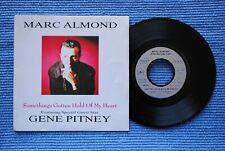 MARC ALMOND & GENE PITNEY / SP PARLOPHONE 2031597 / 1989 (F)