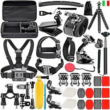 Kit Accessori per GoPro Hero Session/5 Hero 1 2 3 3+ 4 5 6 DBPOWER AKASO VicTsin