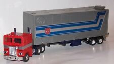 Vintage 1984 G-1 Transformers Optimus Prime Action Figure with Trailer