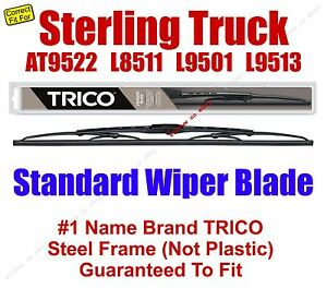 Wiper Blade Qty 1 fits 1999-2000 Sterling Truck AT9522 L8511 L9501 L9513 -30200