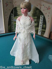 """Rustie Porcelain 20"""" doll with stand LADY GRACE, artist proof, 1st doll, signed"""