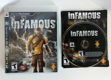 inFamous PS3 (Sony PlayStation 3)