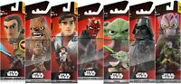 Star Wars Disney Infinity 3.0 Figures XBOX ONE WII PS3 PS4 PRONTA CONSEGNA SEAL