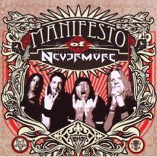 Nevermore-Manifesto of Nevermore CD Nouveau neuf dans sa boîte