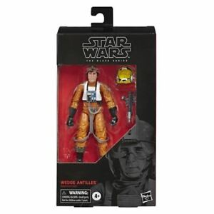 Star Wars The Black Series Wedge Antilles 6 Inch Action Figure