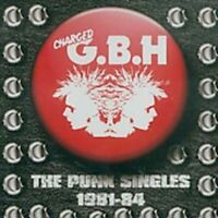 G.B.H. - The Punk Singles 1981-84 [CD]
