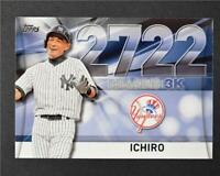 2016 Topps Chasing 3000 #300027 Ichiro Suzuki - NM-MT