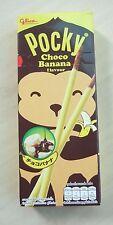 Glico Pocky Japanese Thai Snack Choco Banana Flavour-Free Shipping