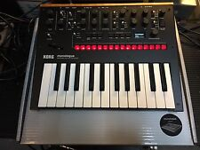 KORG Monologue Analog Monophonic Synthesizer /Mono Synth / Black  //ARMENS//