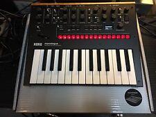 KORG Monologue Analog Monophonic Synthesizer /Mono Synth / Black  //ARMENS