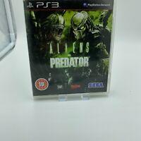 Aliens Vs. Predator Sony PlayStation 3 PS3 PAL