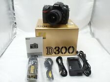 Nikon D300 with Nikon 28-80mm AF- G lens  <<EXC>>