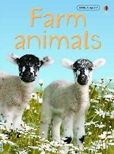 Farm Animals, Level 1: Internet Referenced (Beginners Nature - New Format) by D
