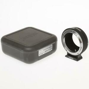 Metabones Canon FD Lens to Sony E-Mount Camera T Adapter, Black
