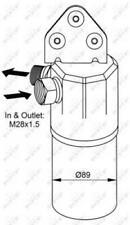 NRF Trockner Klimaanlage 33131 für AUDI