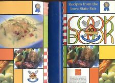 2000 10th IOWA STATE FAIR COOKBOOK PRIZE WINNING RECIPES CLASSIC MIDWEST FOODS!