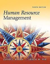 Human Resource Management 10th Int'l Edition
