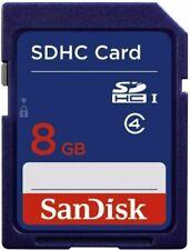 SanDisk 8 Go Classe 4 MicroSDHC Carte Memoire (SDSDB-008G-B35)