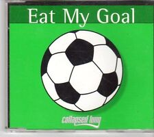 (EY166) Collapsed Lung, Eat My Goal - 1998 CD