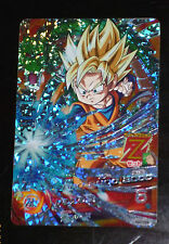 DRAGON BALL Z GT DBZ HEROES GALAXY MISSION CARD PRISM CARTE HG7-CP4 CP DBH HOLO