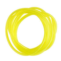 """50 Feet Petrol Fuel Gas Line Pipe Hose For Trimmer Chainsaw Blower 0.08"""" x 0.14"""""""