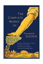 The Complete Works of Florence Scovel Shinn: The Game of Life a... Free Shipping