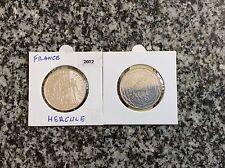 1 pièce en argent de 10 € France 2012 - Hercule