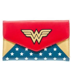 DC Comics Wonder Woman Envelope Wallet