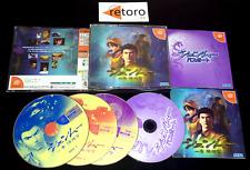 SHENMUE CHAPTER 1 YOKOSUKA Sega DREAMCAST DC JAP 1999 CRI ENVIO COMBINADO OK
