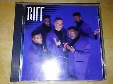 RIFF       -  RARE INDIE R&B  CD