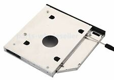 2nd HDD SSD Hard Drive Tray Caddy for HP Pavilion DV6-3126ea G7-2275dx G7-1310us