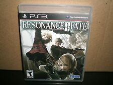 Resonance of Fate for Sony PlayStation 3 PS3