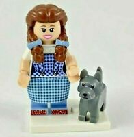 The Lego Movie 2, Wizard of Oz Dorothy Gale Minifigure and Toto Dog - 71023