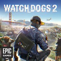 WATCH DOGS 2 | EPIC GAMES | CUENTA PRIVADA | ACCESO COMPLETO | GARANTIA!!