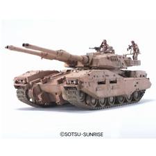 GUNDAM E.F.G.F. M61A5 Main Batalla Tanque 1/35 Modelo Kit U.C. Hard Gráfico