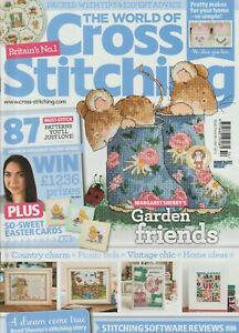 THE WORLD OF CROSS STITCHING...ISSUE 214