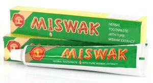 Dabur Miswak Herbal Toothpaste (Kräuterzahncreme mit reinem Miswakextrakt) 170 G